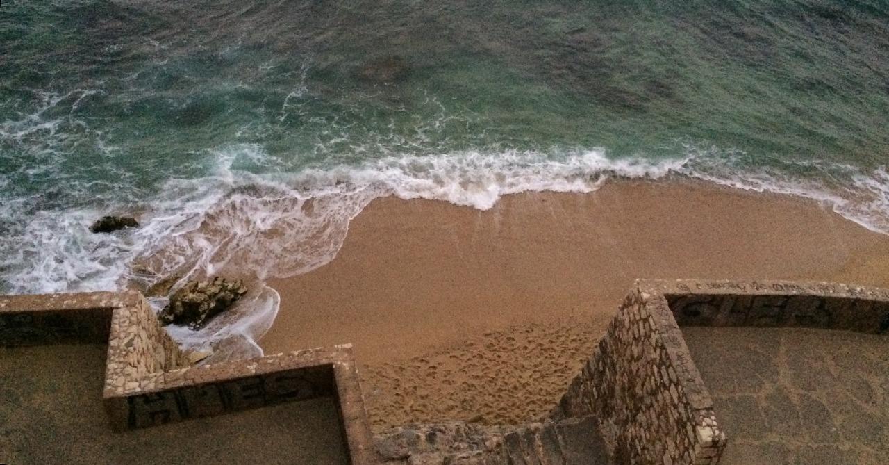 Praia do Pinhao, pe inserat