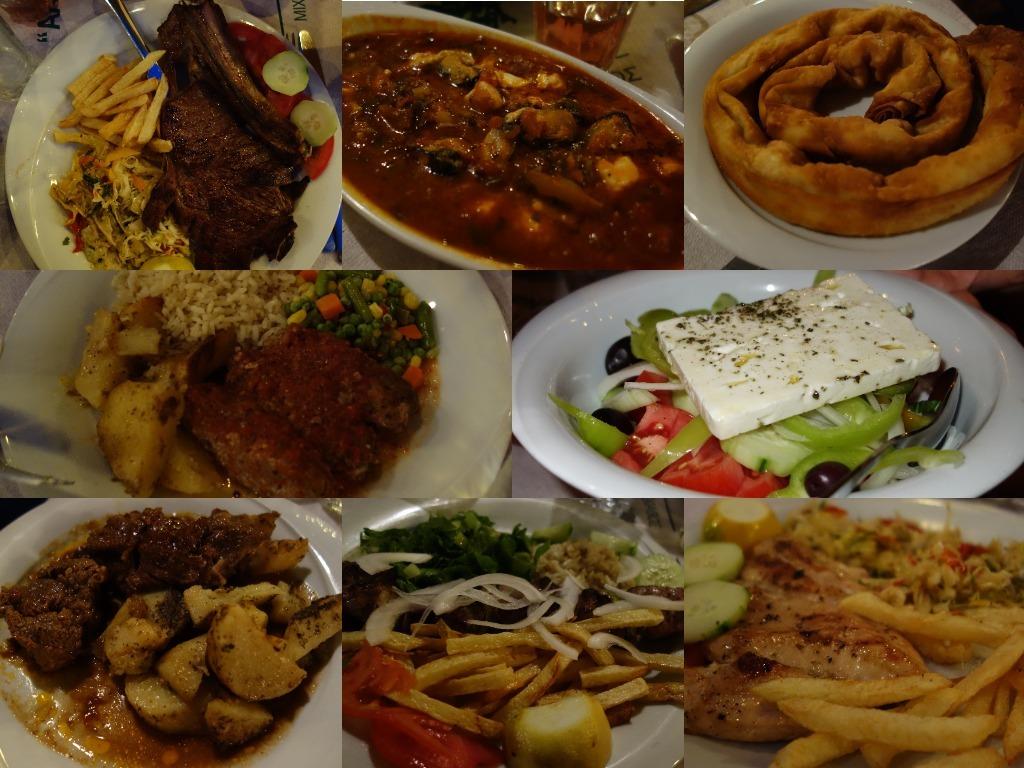 Deliciile culinare de la Taverna Alexandros