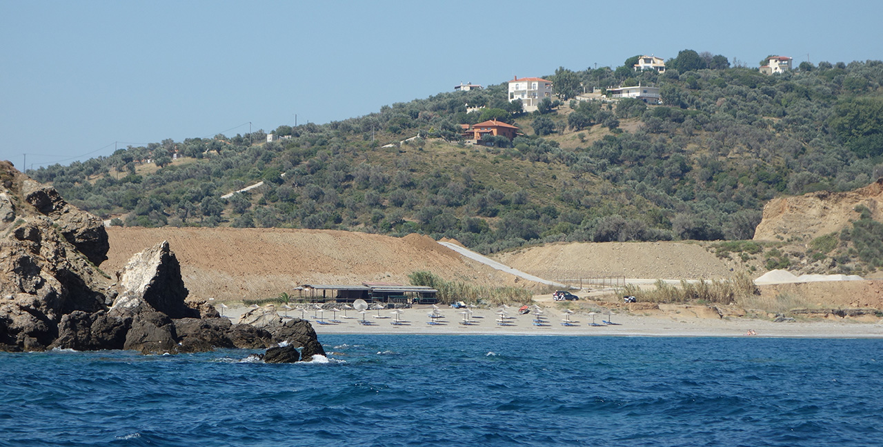 Xanemos Beach