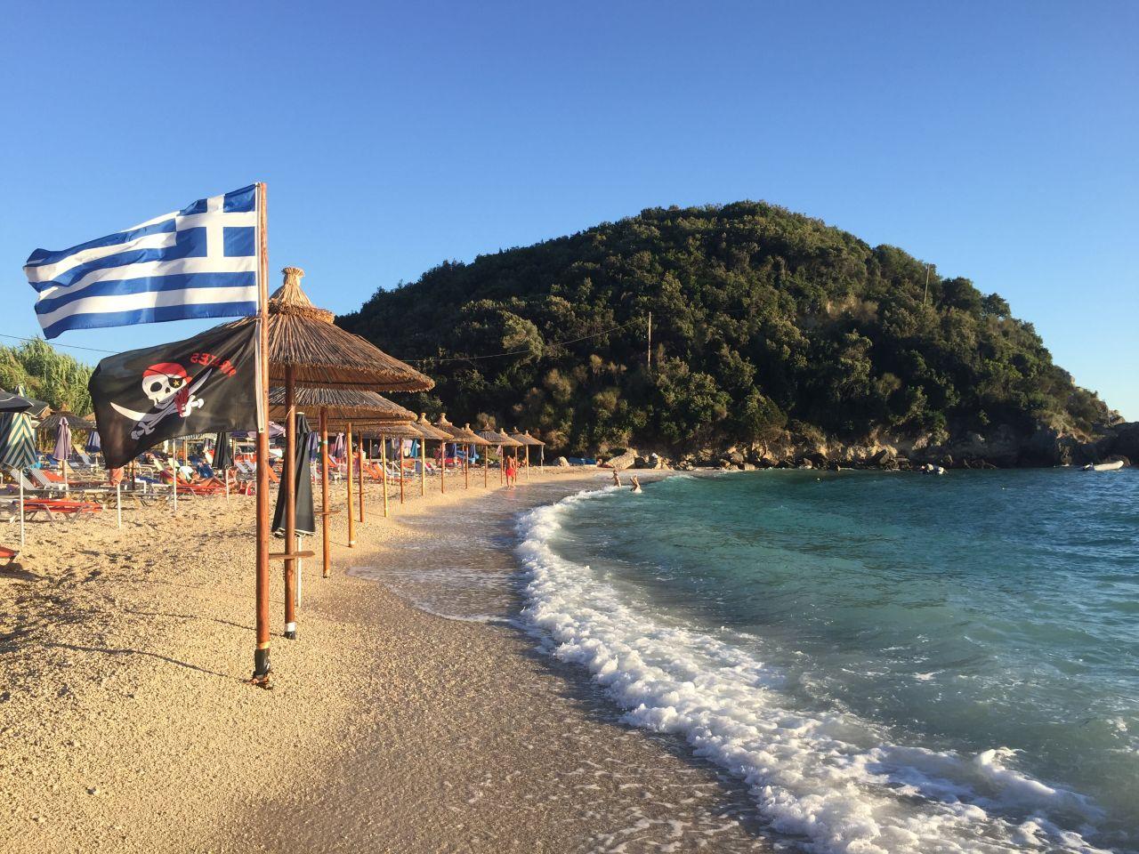 La explorat de Grecia!!!