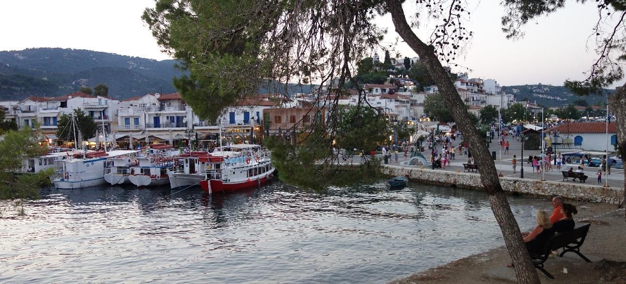 Portul Vechi, pe inserat