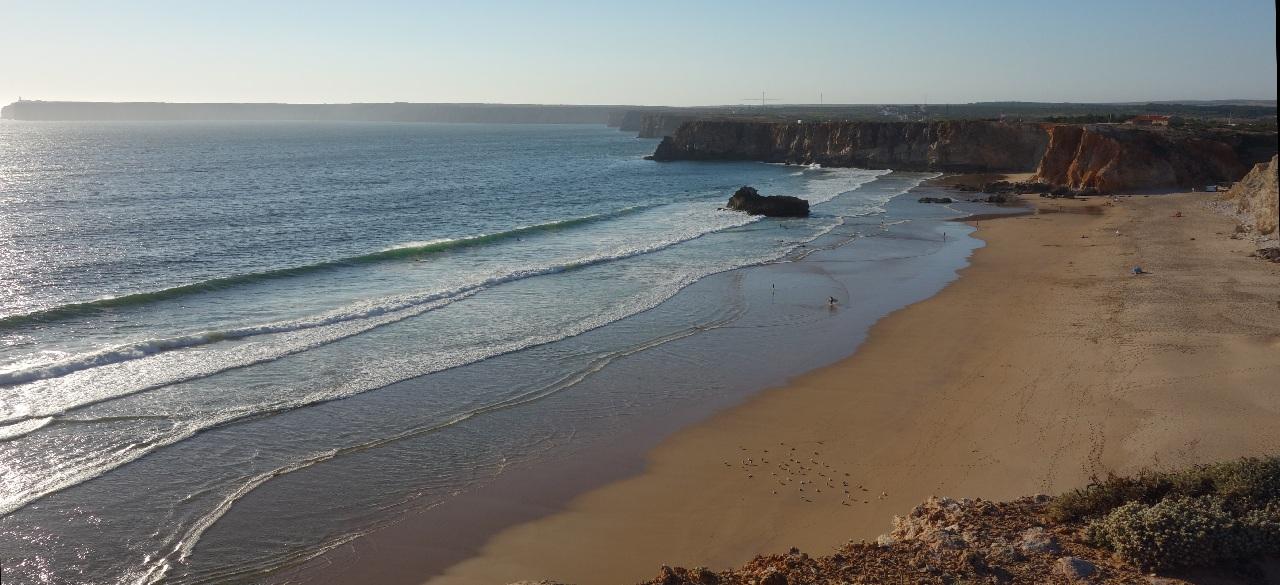 Praia do Tonel - Sagres