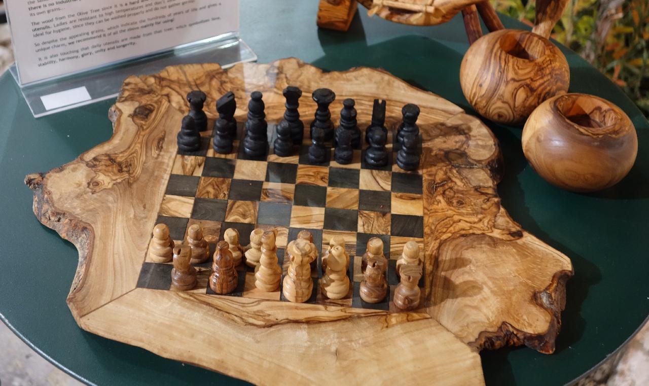 Produse din lemn de maslin