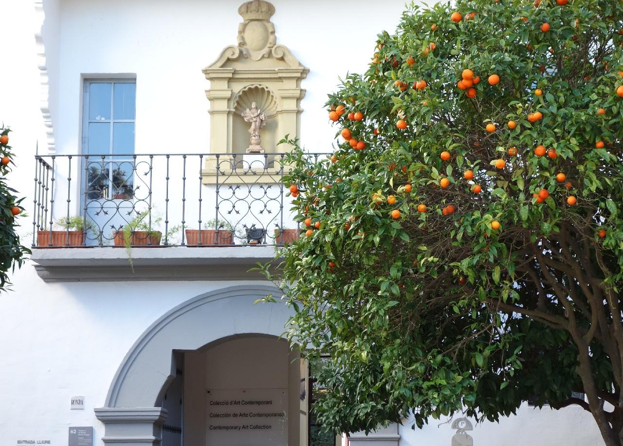 Un colt din Poble Espanyol