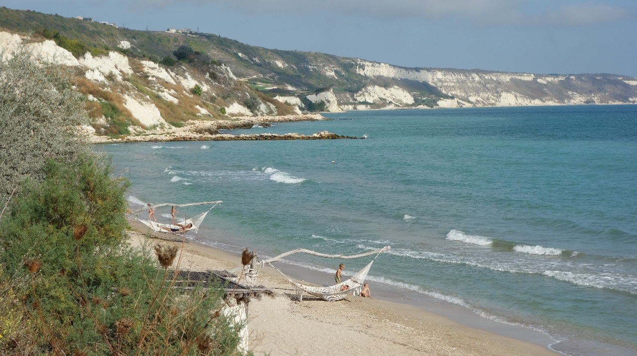 Plaja Bulgaria - Thracian Cliffs Resort