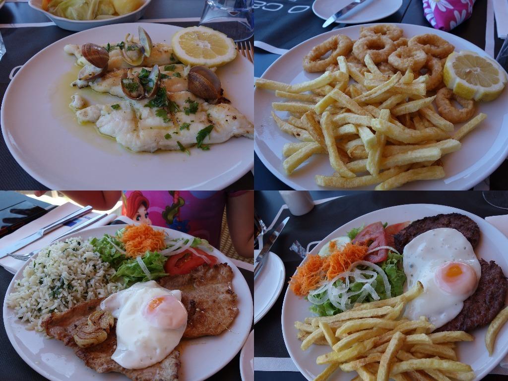 Lunch-ul de la Restaurantul O Camilo