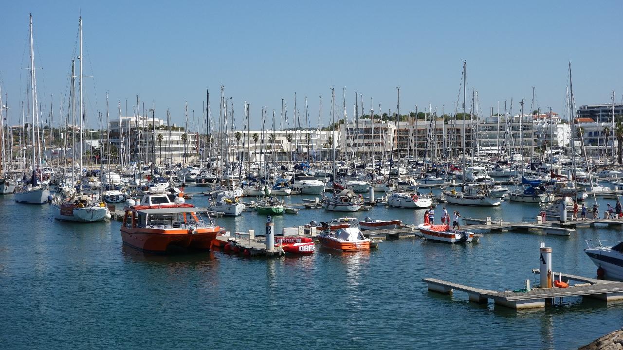 Portul Marina de Lagos