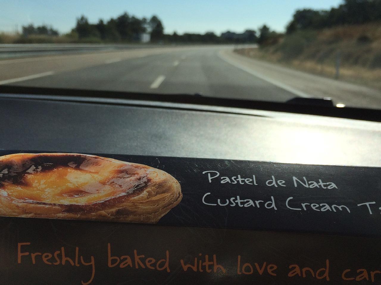 Desertul traditional portughez: Pastel de Nata