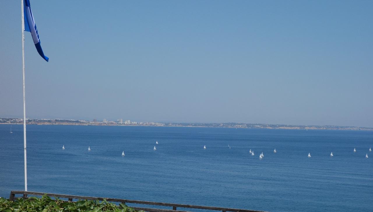 Sea-view de pe terasa Restaurantului O Camilo