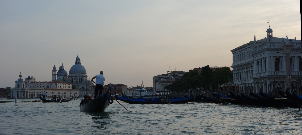 Venetia ne-a ramas la suflet