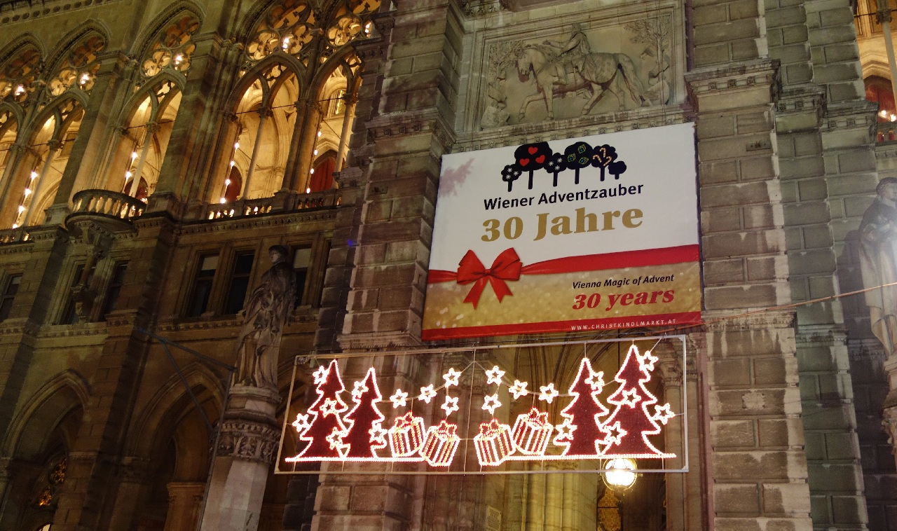30 de ani de Vienna Magic of Advent