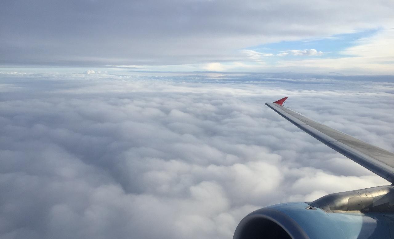 Zbor cu Austrian Airlines