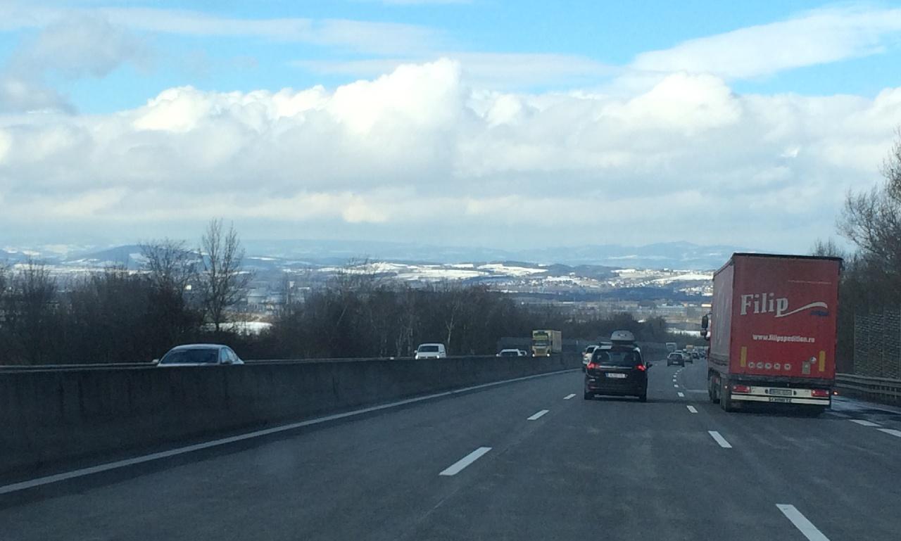 Autostrada Viena - Linz
