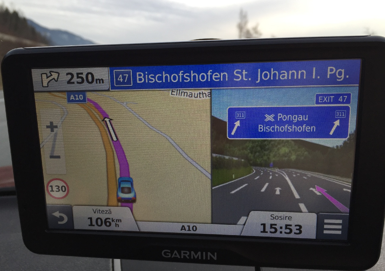 Iesirea de la Bischofshofen