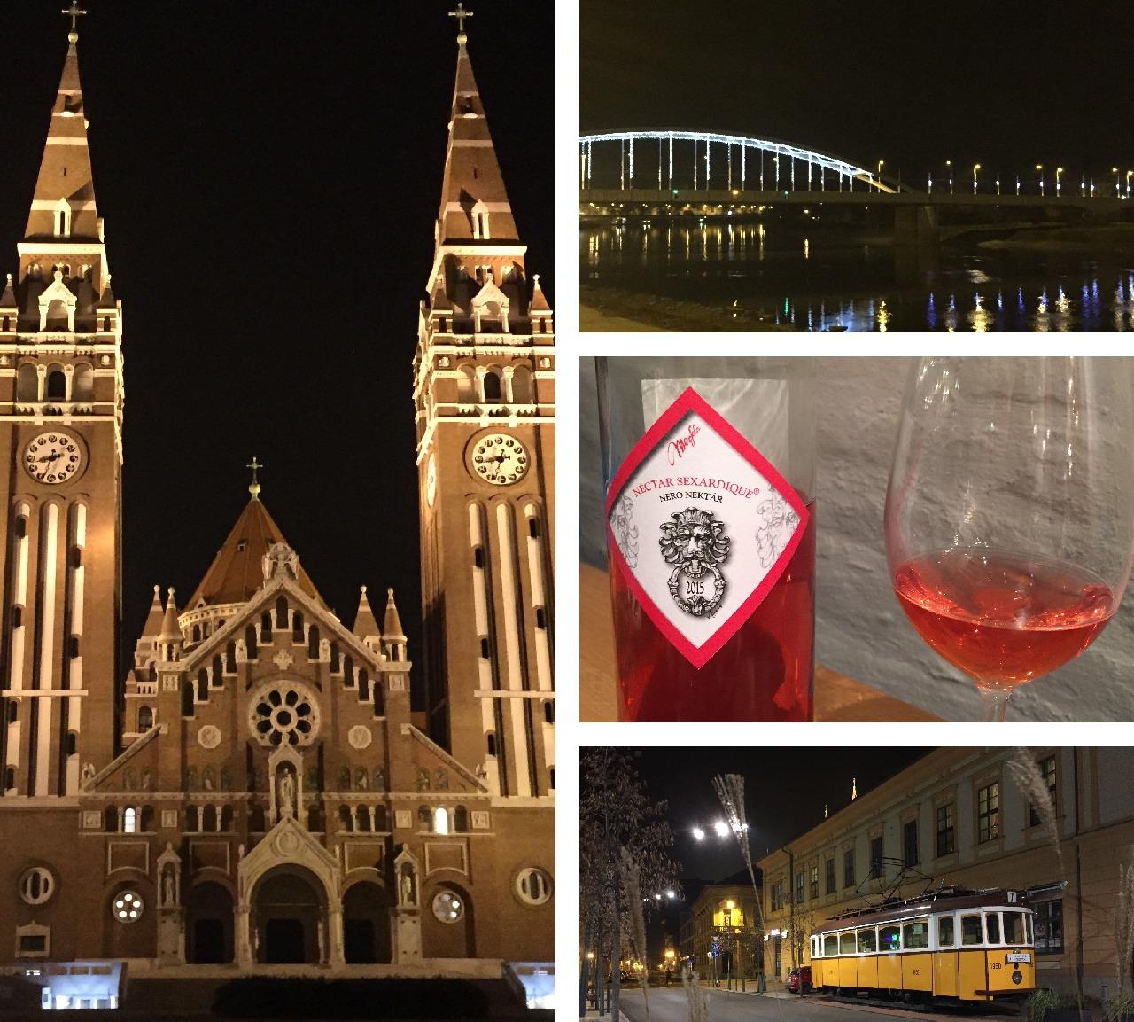 Szeged - o surpriza frumoasa