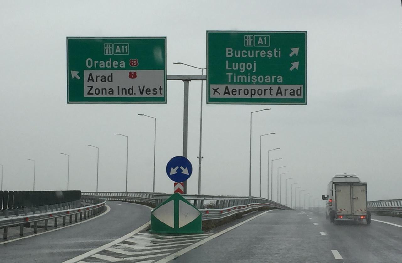 Traseu Nadlac 2 - Bucuresti