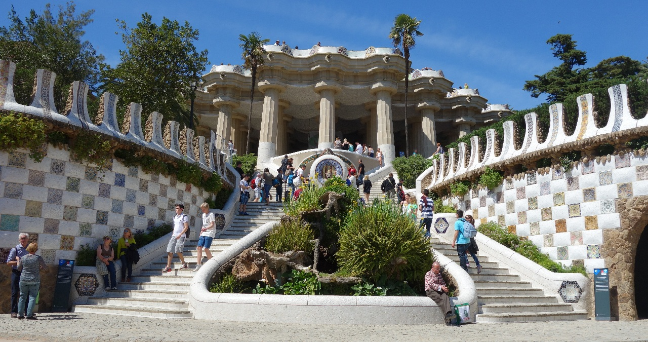 Barcelona- orasul lui Gaudi
