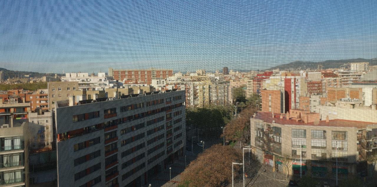Dimineata insorita la Barcelona!