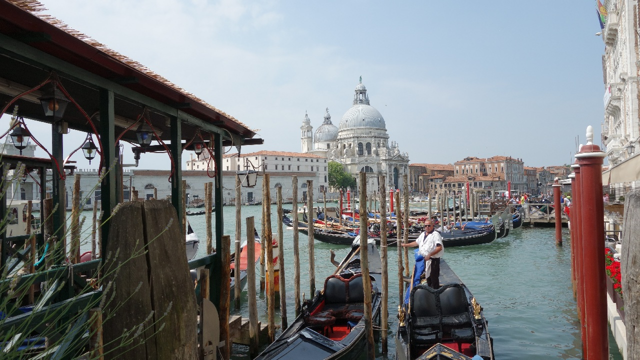 Debarcader - Capitania Portuara Venetiana