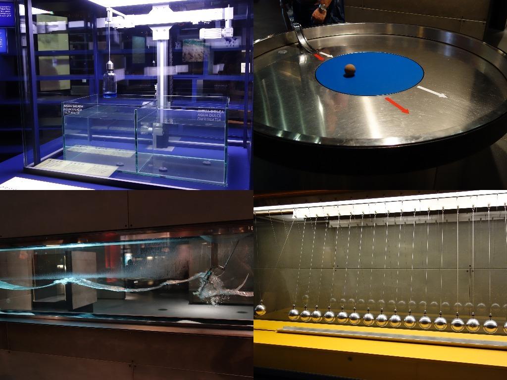 CosmoCaixa - un muzeu interactiv
