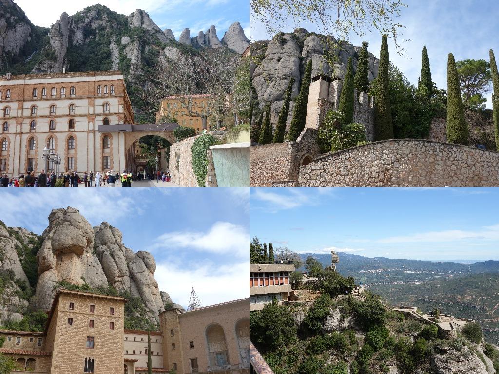 Montserratul si frumusetile lui