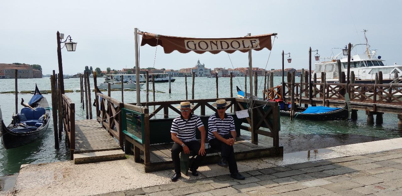 Gondolieri - Venetia