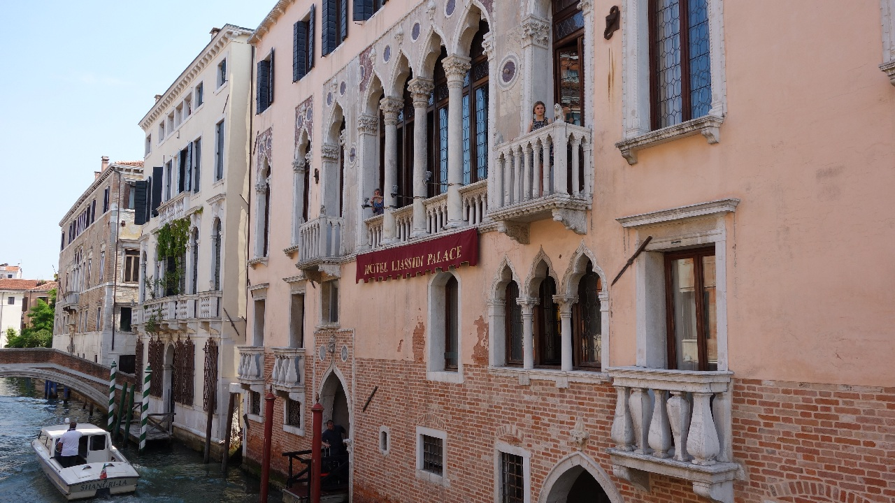 Liassidi Palace Hotel - Venetia