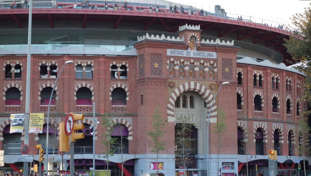 Mall-ul Arenas de Barcelona