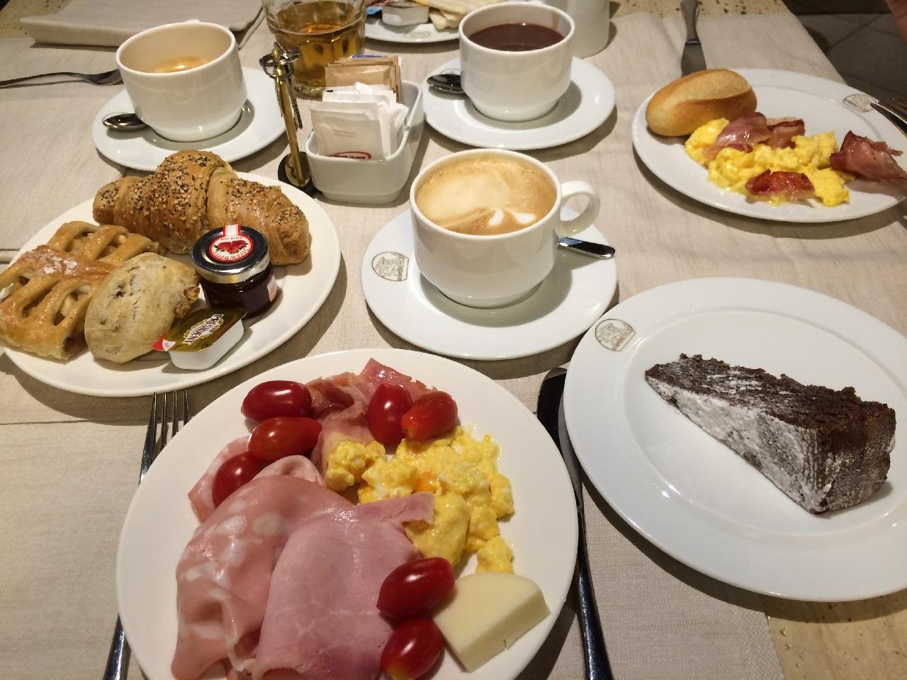 Un mic dejun pe gustul tuturor!
