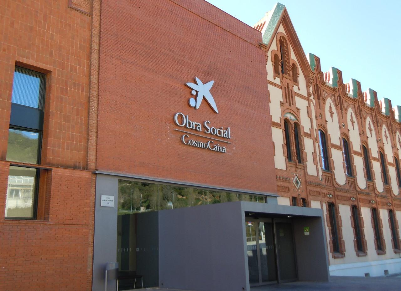 """Muzeul de Stiinta """"CosmoCaixa"""""""