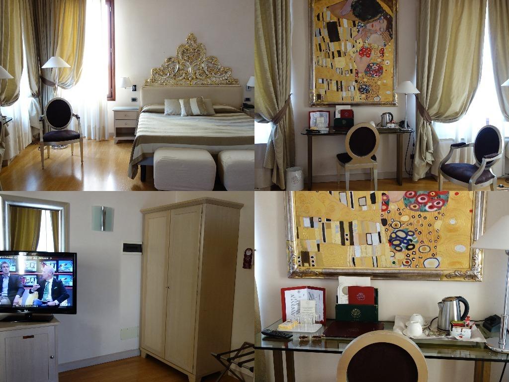 Cea de-a doua camera a apartamentului de la Liassidi