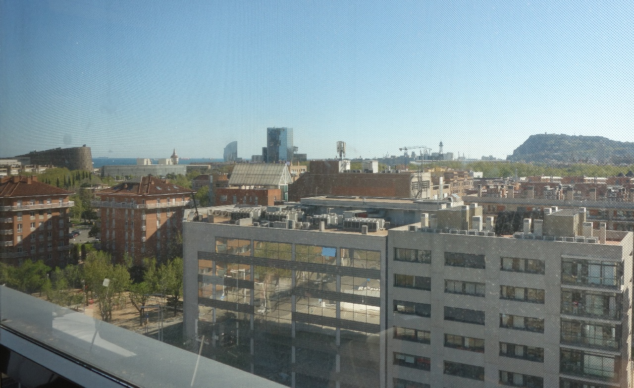 View-ul din camera hotelului