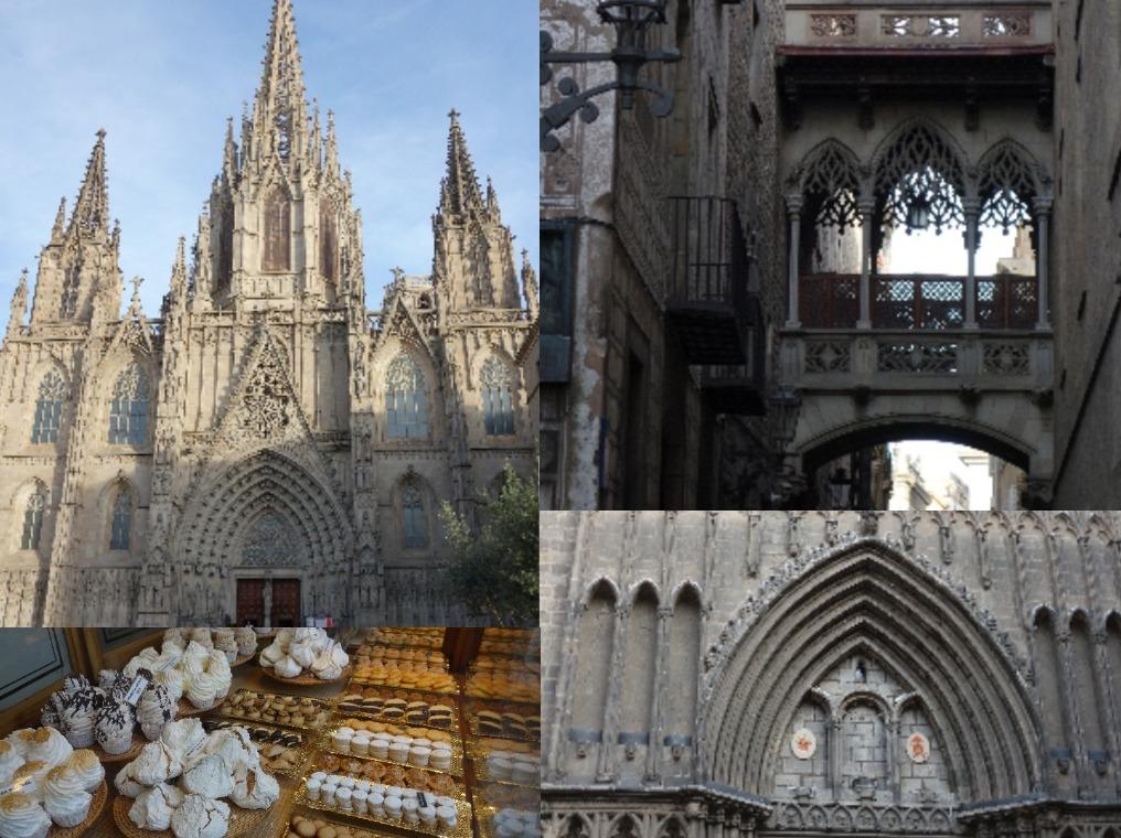 Instantanee din Barri Gotic