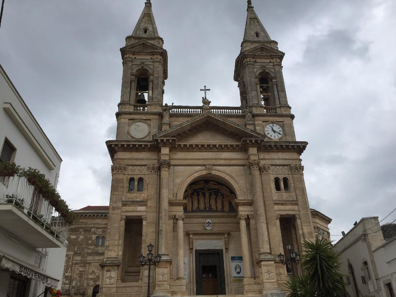 Chiesa dei Santi Medici Cosma e Damiano