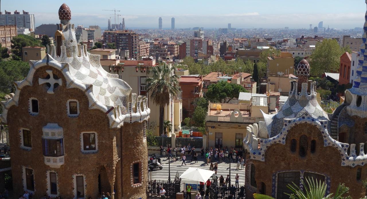 Instantaneul meu preferat din Barcelona!!!