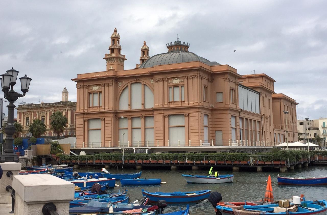 Cladirea Teatrului Margherita