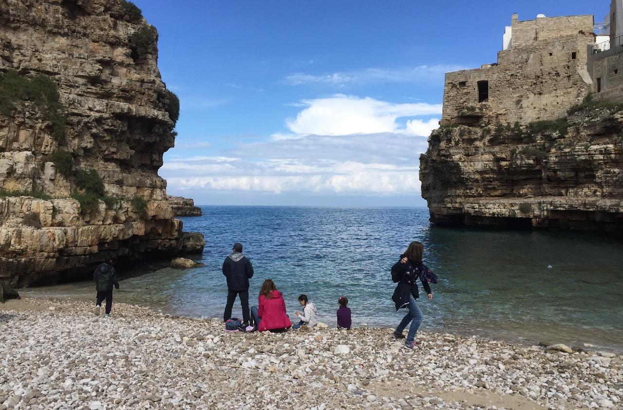 Cu prietenii in Puglia
