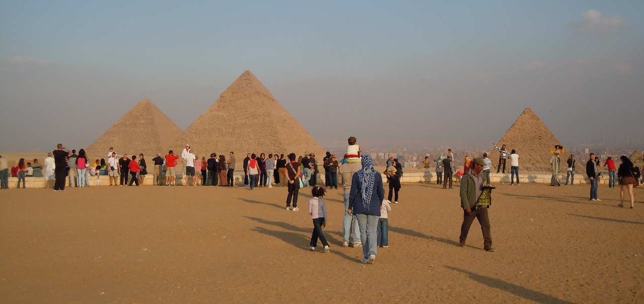 Din Egipt au ramas doar amintiri frumoase