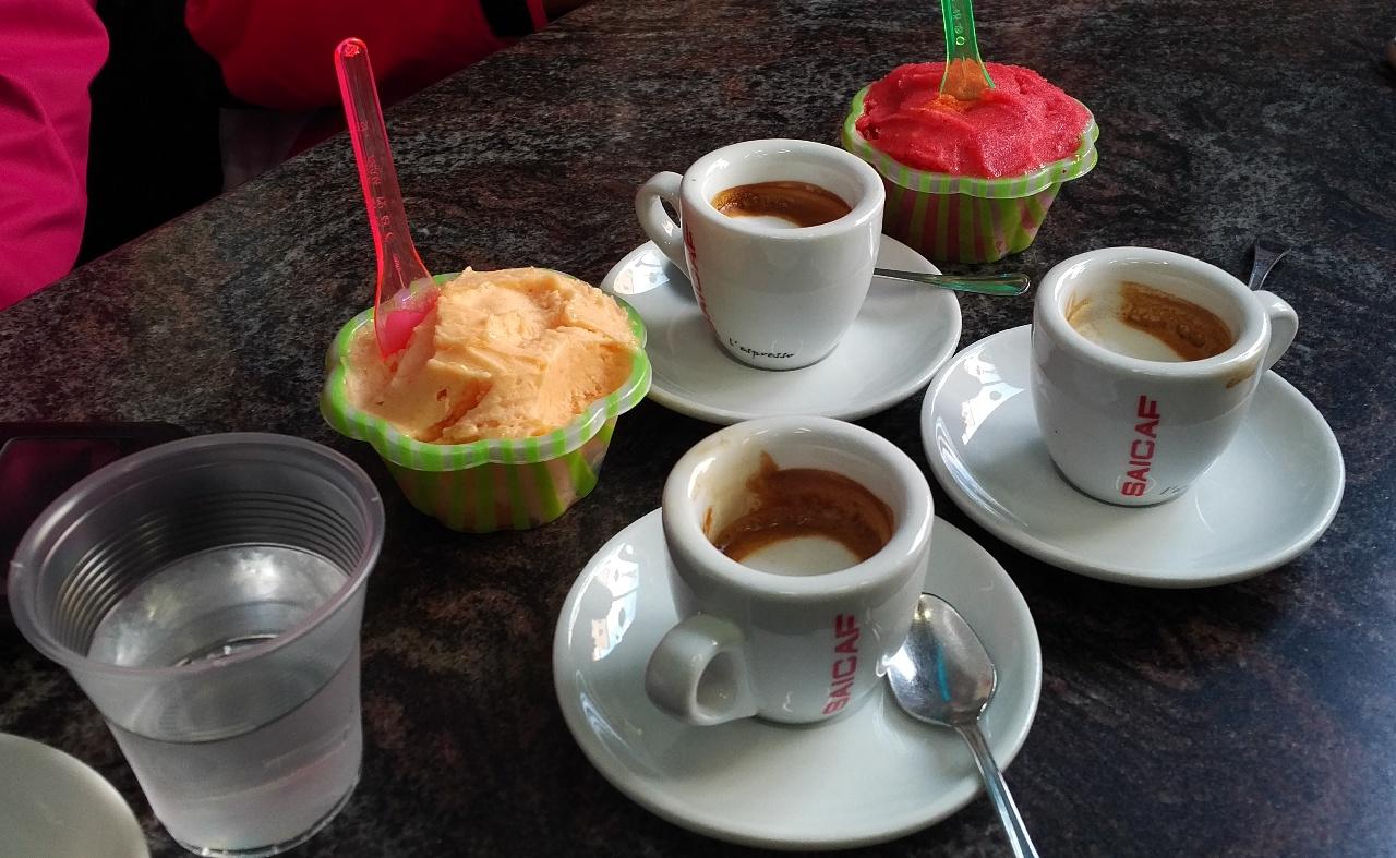 Coffee & Gelato