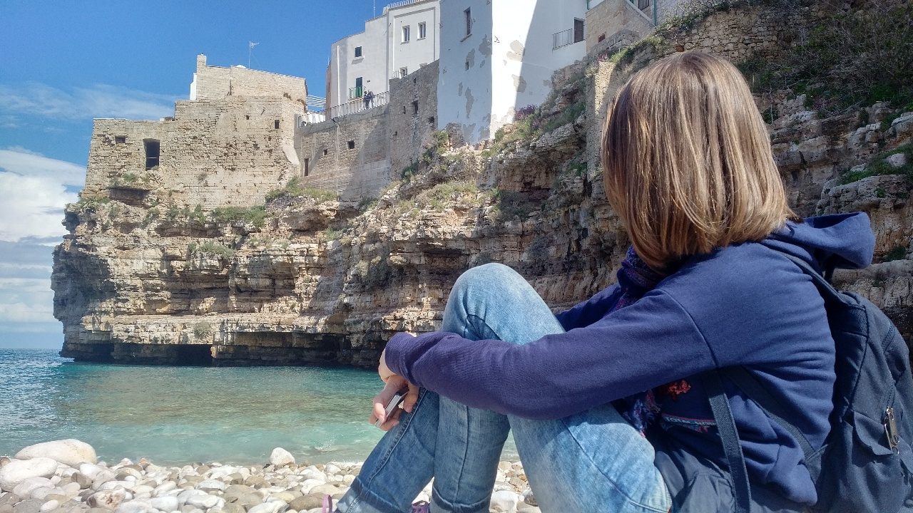Relaxare in Polignano a Mare