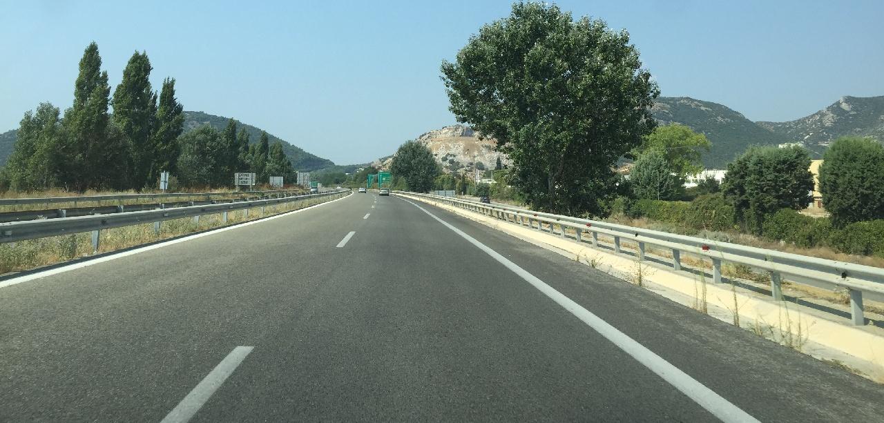 Drumuri bune in Grecia!