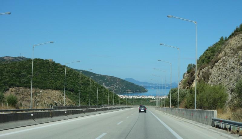 Autostrada Salonic - Igoumenitsa