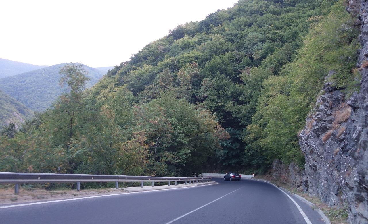 Drumul pe Shipka