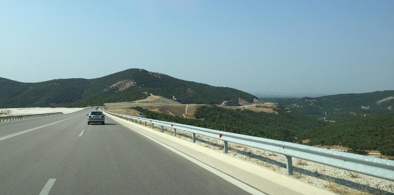 Drumul spre Thassos