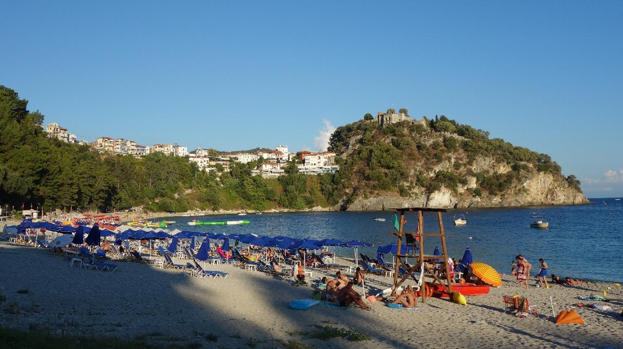 Valtos Beach