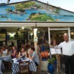 Poate cea mai faimoasa taverna din Parga!
