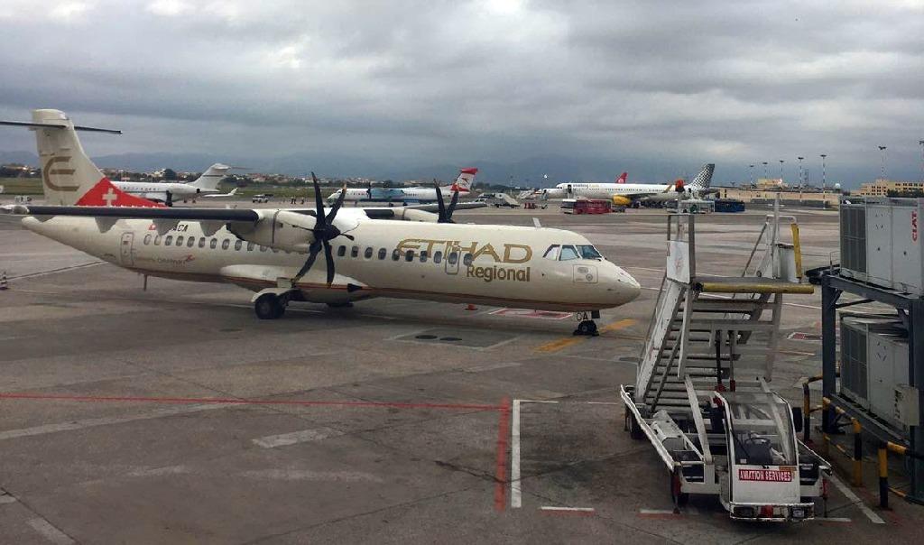 Stationare in Aeroportul din Napoli