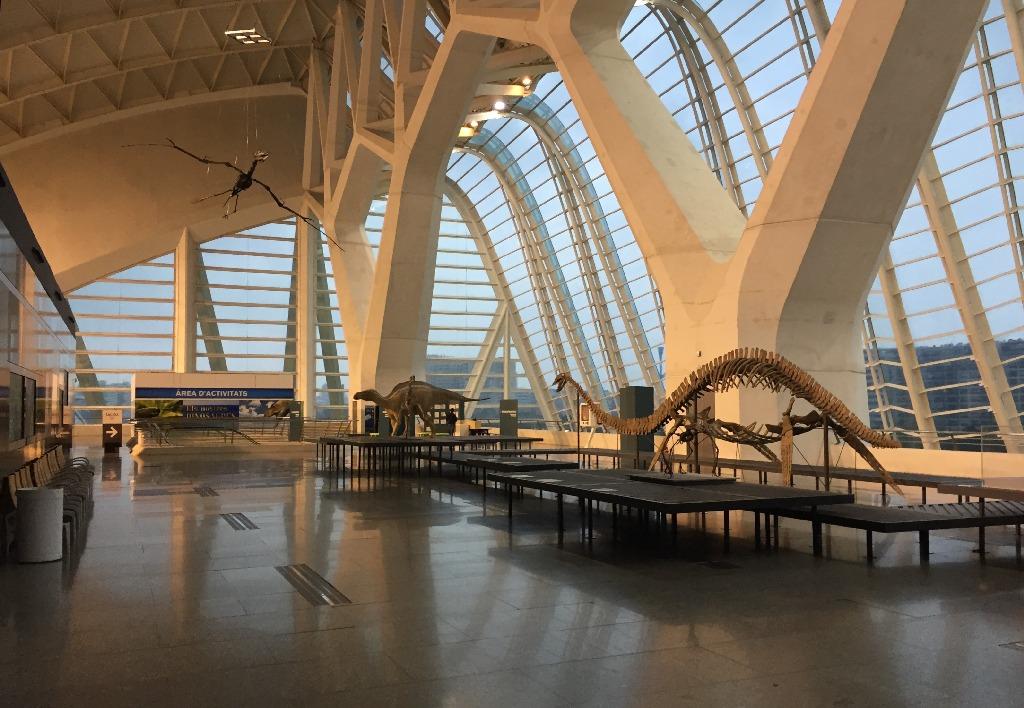 Muzeul Stiintelor Principe Felipe